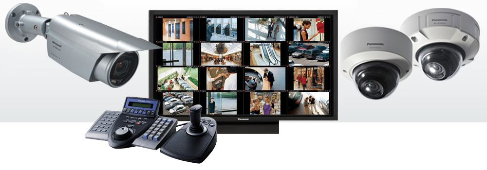 panasonc cctv security solutions